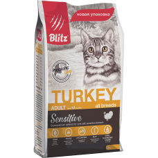 Blitz For Adult Cats Turkey