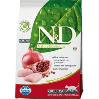 N&D PRIME CAT CHICKEN WITH POMEGRANATE FOR ADULT CATS 300 g