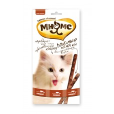 Mnams  sticks 13.5 cm for cats with beef and liver 3x5 g