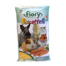 FIORY biscuits for rodents Biscottelli with carrots 30 g