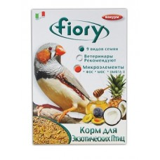 FIORY food for exotic birds Esotici 400 g