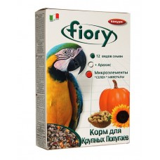FIORY large parrot food Pappagalli 700 g