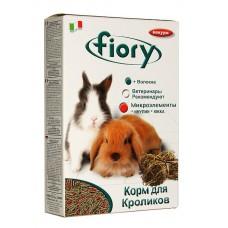 FIORY feed for rabbits and guinea pigs Pellettato granular