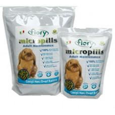 FIORY Micropills Dwarf Rabbits Dwarf Rabbit Feed 850 g