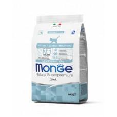 Monge Cat Monoprotein trout kitten food 400g